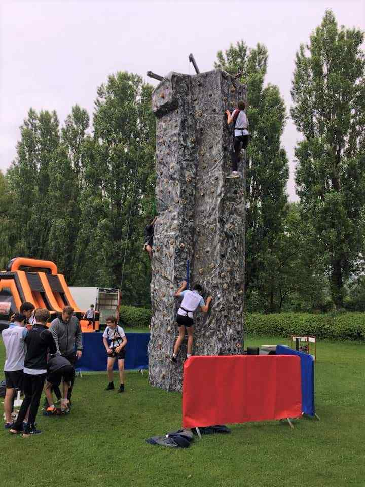 Climbing Challenges