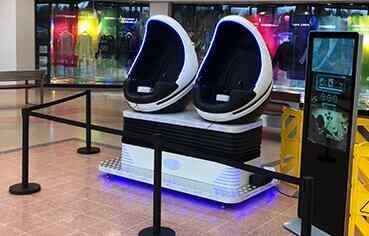 9D Virtual Reality Technology